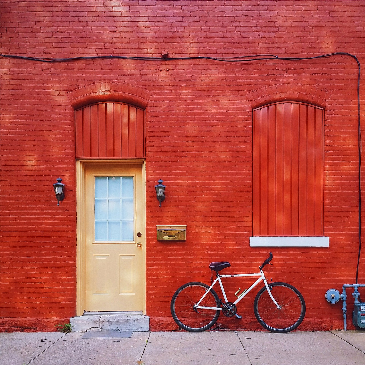 Bike against brick wall.jpg