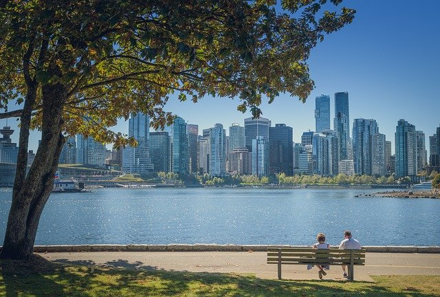 Vancouver sitting on bench skyline.jpg