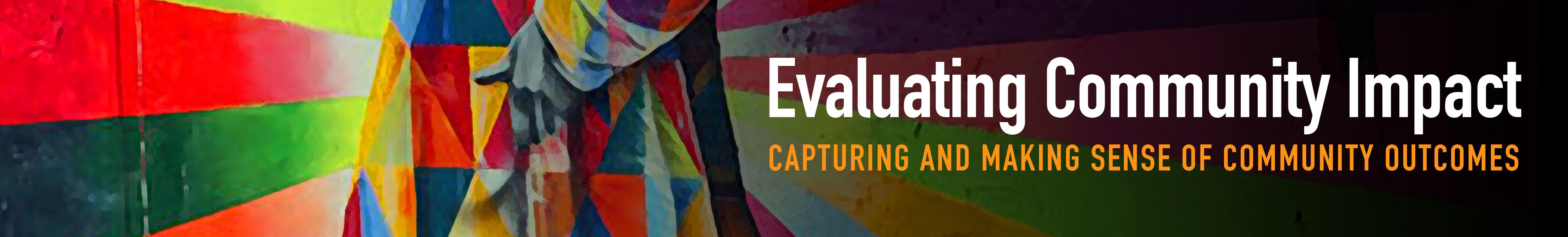 Evaluating Community Impact banner