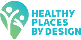 Logo_Healthy Places by Design_Print Version