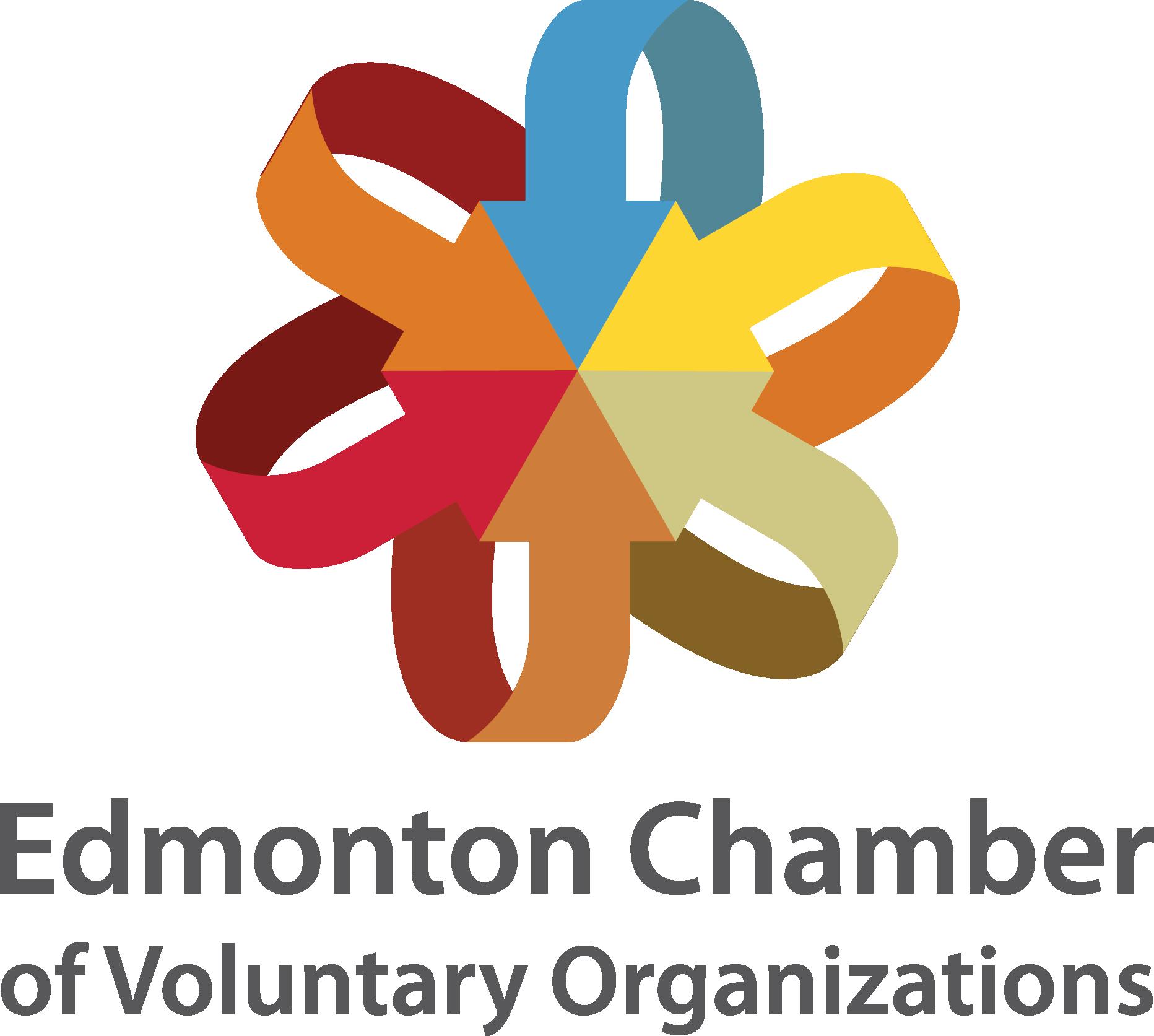 Edmonton Chamber of Voluntary Organizations Logo Small.png