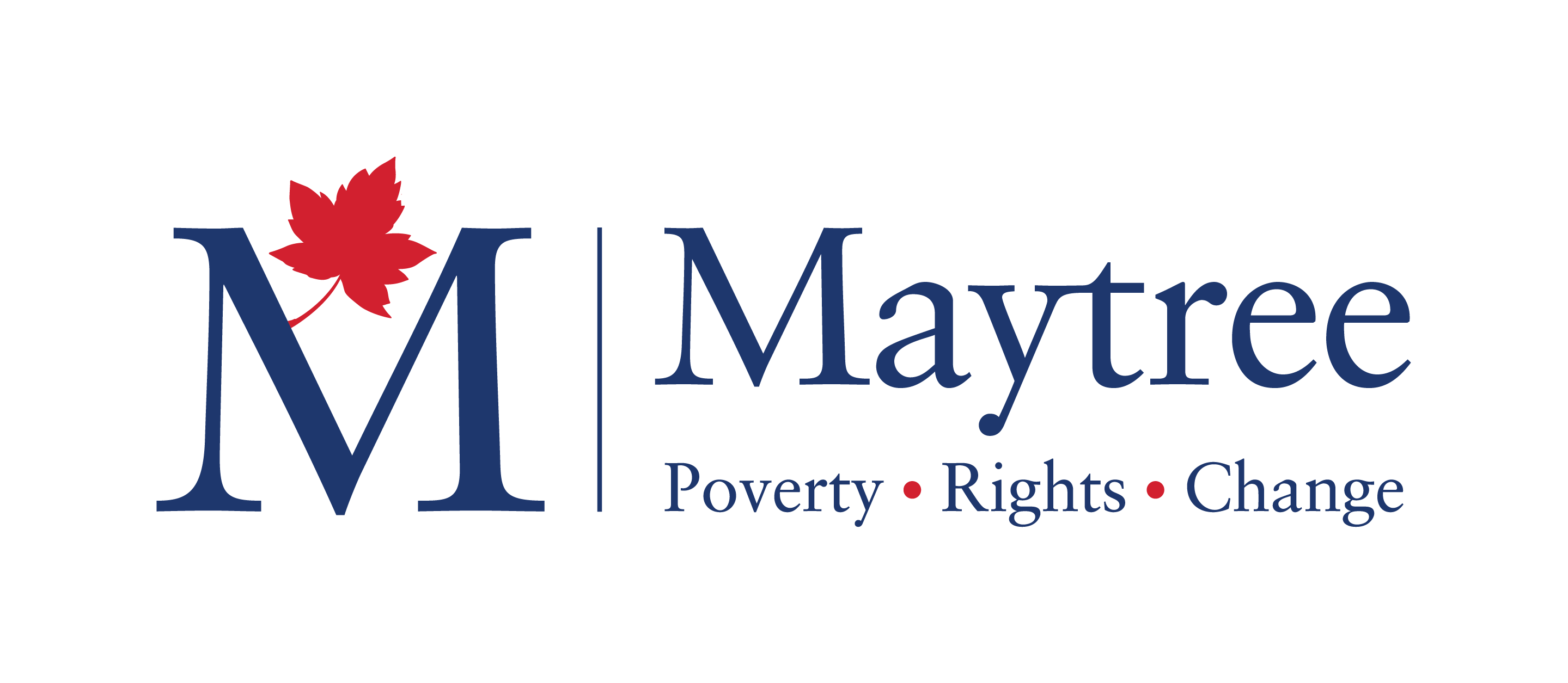 Maytree logo colour