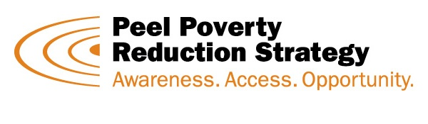 Peel Poverty Reduction Strategy Logo