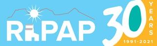 rhpap 30th_Horizontal_Logo-01
