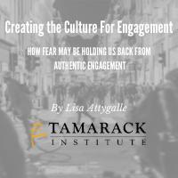 creating culture for engagement pe workshop